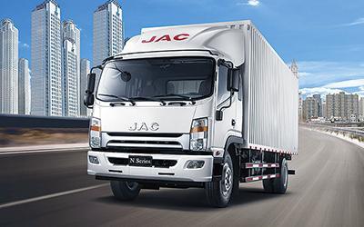 Ремонт JAC N120