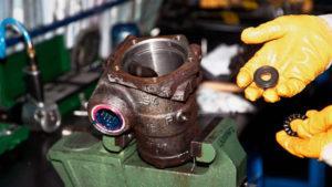Ремонт гидроусилителя (ГУР) грузового автомобиля