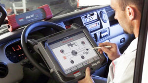 Диагностика и ремонт электрики и электроники грузовиков
