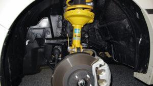 Ремонт и замена амортизаторов грузовых автомобилей