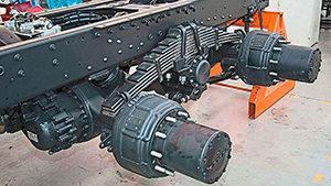 Ремонт, регулировка и замена балансиров грузовых автомобилей