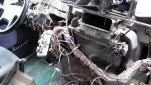 Ремонт и замена проводки грузовых автомобилей
