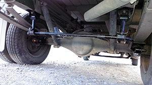 Ремонт и замена стабилизаторов поперечной устойчивости грузовых автомобилей