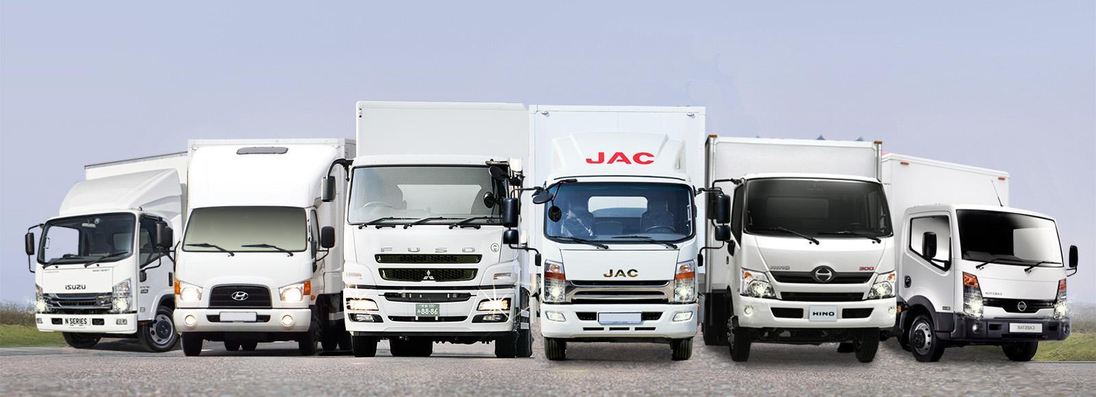 Сервисный центр грузовых автомобилей